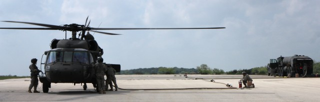 Kosovo Aviation training mission continues at 166th AVN BDE