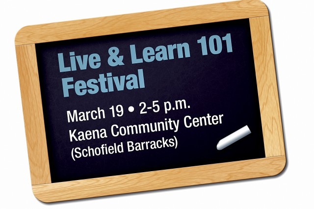 IPC's Live & Learn event features information on health, fitness and nutrition, early and continuing education opportunities, Hawaiian culture, work skills, hands-on arts and crafts, and how to be good stewards of the environment.