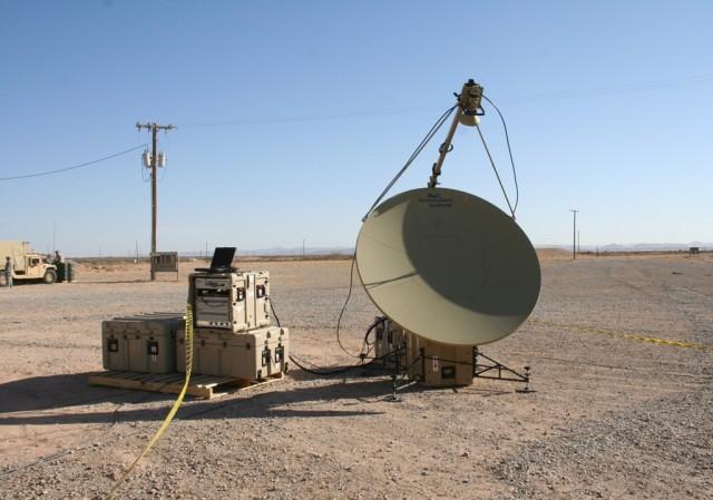 Warfighter Information Network-Tactical Tropo Lite