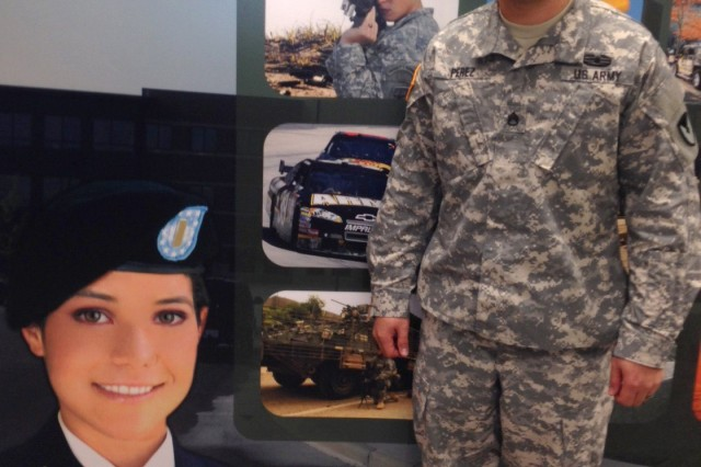 Spotlight on ... Staff Sgt. Frank-Ray Perez