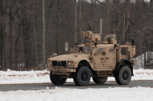 The Warfighter Information Network-Tactical, or WIN-T, Increment 2 Point of Presence, or PoP, which provides mobile mission command at the battalion level and above, was part of the WIN-T Increment 2 developmental test in February 2014, at the Aberdeen Test Center, or ATC, at Aberdeen Proving Ground, Md.