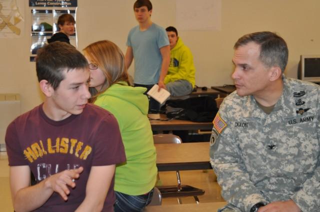Crane Army STEM program helps local high school