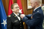 Soldier first female chaplain in 25 years