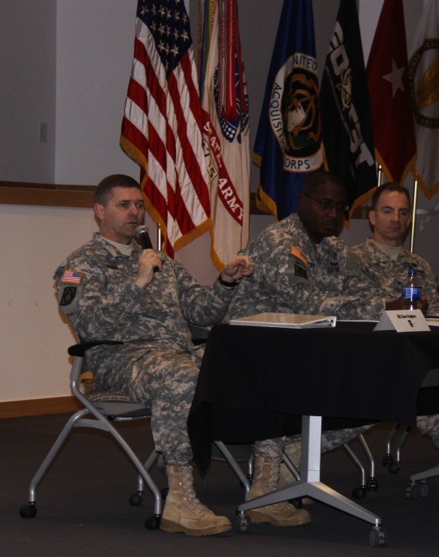 Army, industry focus on next-generation network