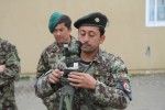 Strike Soldiers advise ANA through first ANA artillery school graduation