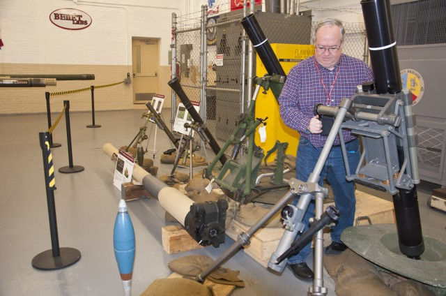 Benét Labs' mortar redesign to help infantrymen become more lethal, safer