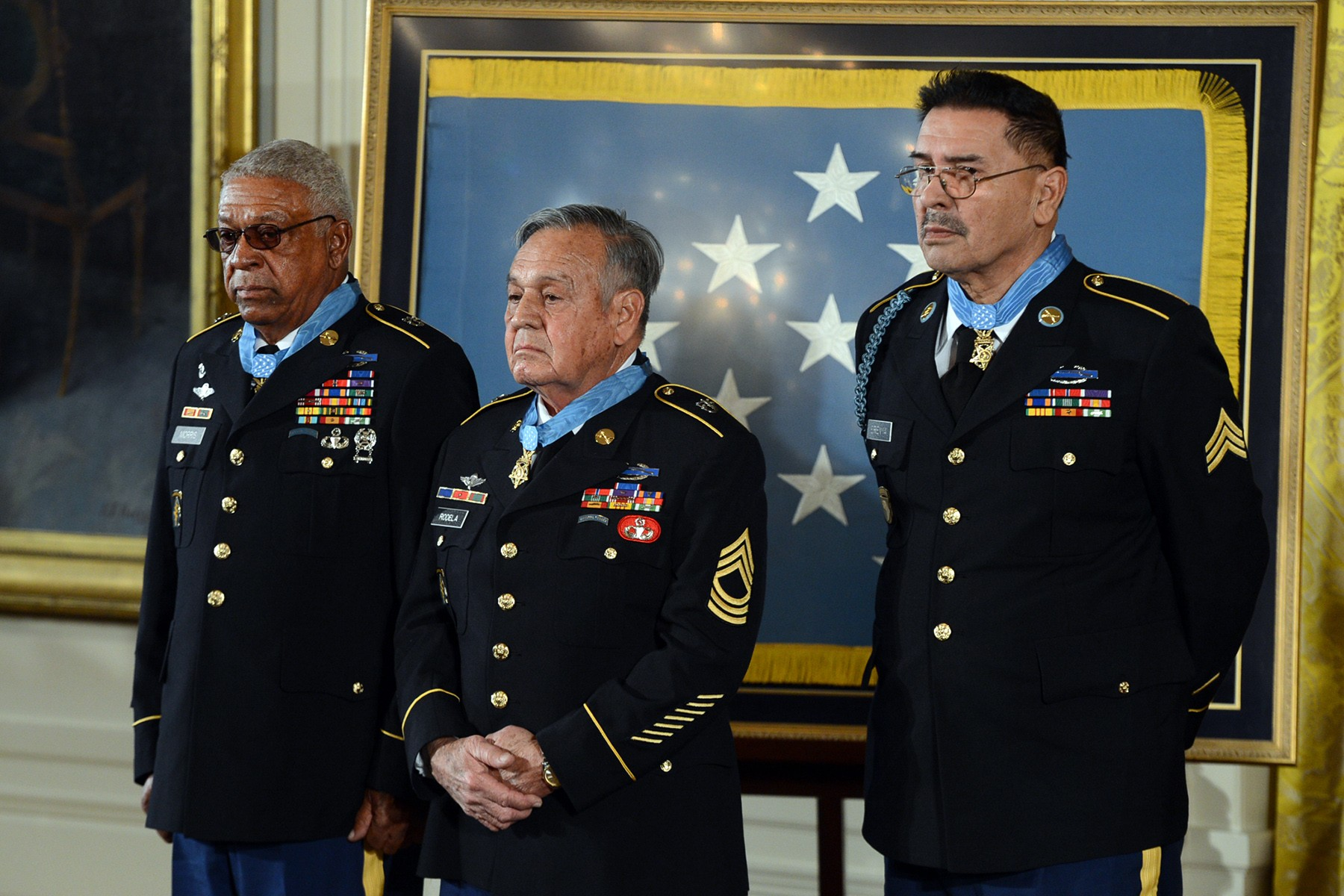 iers receive long overdue medals of honor article the original