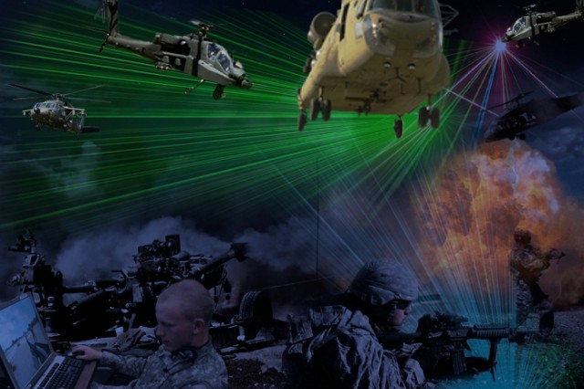 Live synthetic is the Army's next generation of simulation.