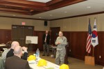 Col. Richard J. Turner explains in further detail the Yongsan Relocation Project and Land Partnership Plan