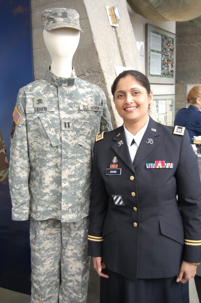 First Hindu Chaplain in the U.S. Military