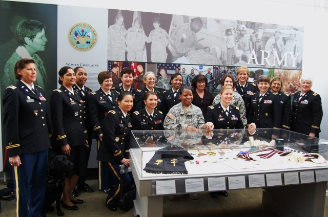 Forty Years of Women in the Military Chaplaincy