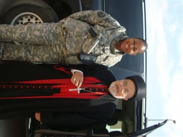 Master Sgt. Annie Jackson