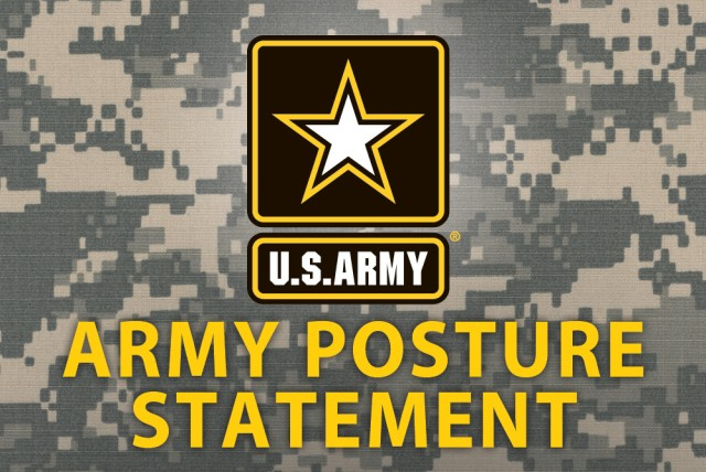 Army Posture Statement