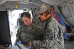 Soldiers train for DCRF mission
