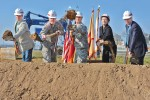 Construction starts on new Clay Kaserne Access Control Point