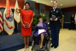Three Army women honored for extraordinary courage, character