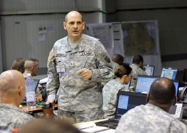 7th CSC begins Operation Saber Guardian 14