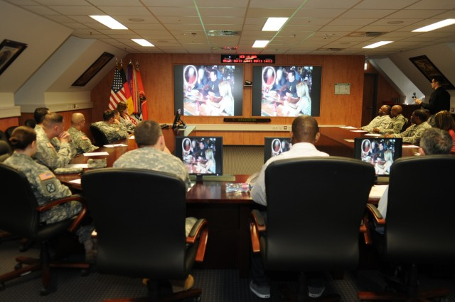 "5th Signal Command gets �""SHARP"" with Bystander Intervention training"