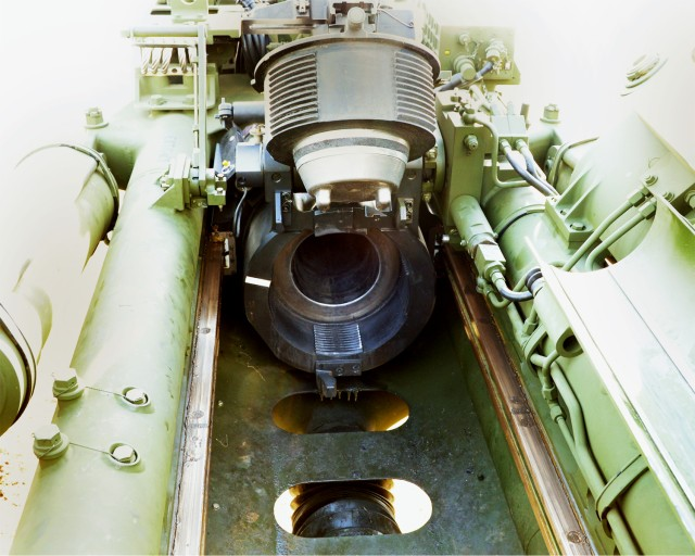 Improved coating for howitzer spindles to save money, reduce environmental impact