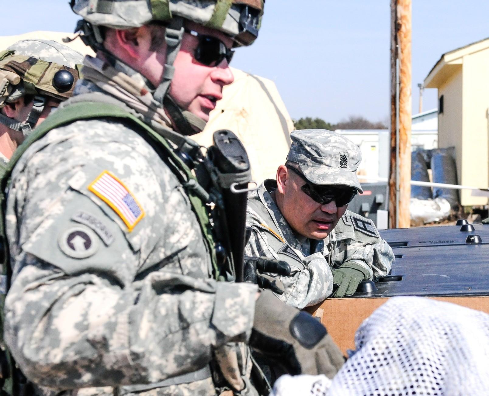 warex equips iers for combat deployments article the warex 2014 equips iers for combat deployments
