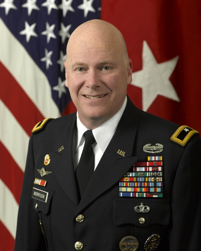 Brig. Gen. John B. Morrison Jr.