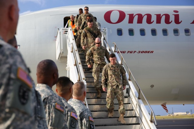 Maintenance Company completes Afghanistan mission