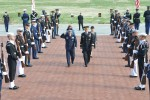 Top U.S.-Japan military leaders meet at Fort McNair
