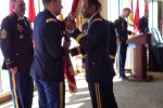 The US Army Corps of Engineers Southwestern Division holds Relinquishment of Command, retires general officer