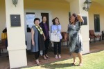 Republic of Korea distinguished visitor gets tour of Tripler Fisher House