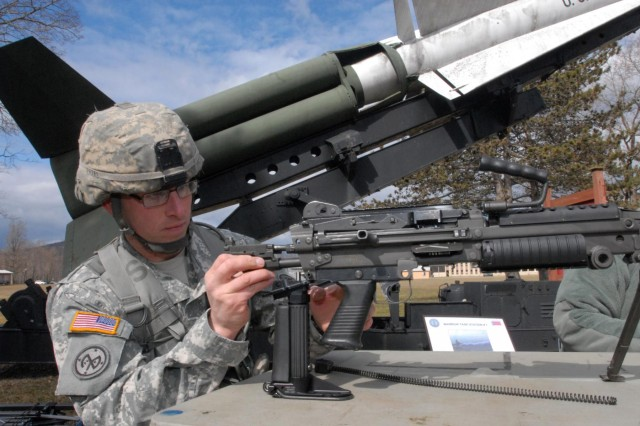 Ny Guardsmen Score Big In Best Warrior Competition