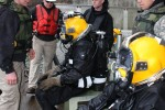 US Army Dive Team completes repairs at Corps' Narrows Dam