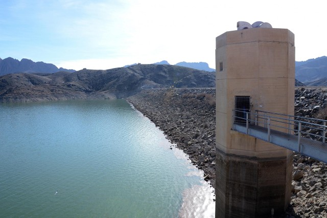 It is estimated about two million people will be affected by a project being overseen by the U.S. Army Corps of Engineers to raise the earthen Dahla Dam by 25 feet,  boosting reservoir holding capacity and increasing water for irrigation and consumption. The reservoir was created with the 1952 completion of the U.S.-funded, dam on the Arghandab River in Helmand province. It originally held 83 billion gallons of water, just under 1/100th the volume of Lake Mead along the U.S.'s Colorado River. Three decades of war and neglect left the dam, and its network of irrigating canals across Kandahar province, silted and in ruins.