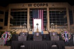 Memorial ceremony for Fort Hood shooting victims