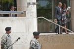 President Obama and first lady attend Fort Hood memorial service