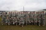 1st Platoon, Chosen Company, 2-503rd Airborne, 173rd ABCT in Germany