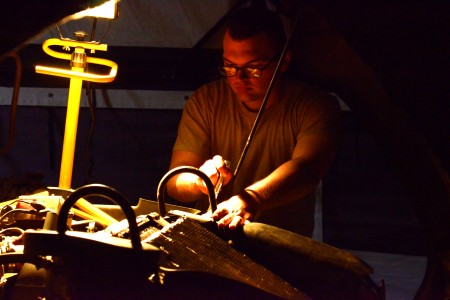 626th Bsb Behind The Scenes Of Operation Golden Eagle Article The United States Army