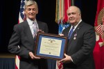 Army bids farewell to its tireless advocate, Dr. Westphal