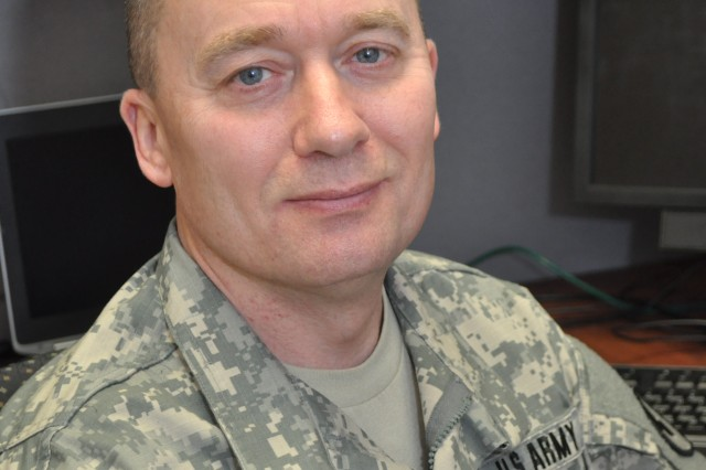 Col. Jim Helm is the National Guard advisor for Army Contracting Command.