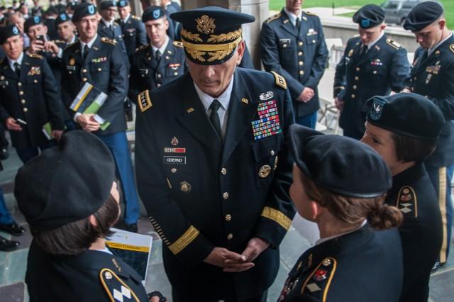 George C. Marshall Army ROTC Award Seminar