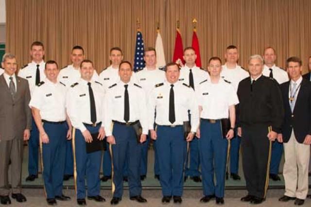 Functional Area 59 Strategist graduation April 11, 2014