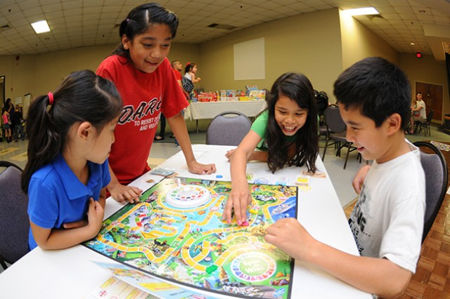 game night event places focus on families bonding article the