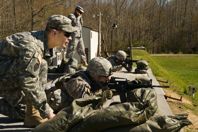 The 2014 RDECOM Noncommissioned Officer of the Year Competition kicks off at Aberdeen Proving Ground, Md., April 21.