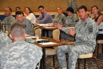 Fort Jackson leaders share thoughts on SHARP program [Image 1 of 2]