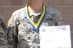 USARIEM Soldier finishes second Boston Marathon