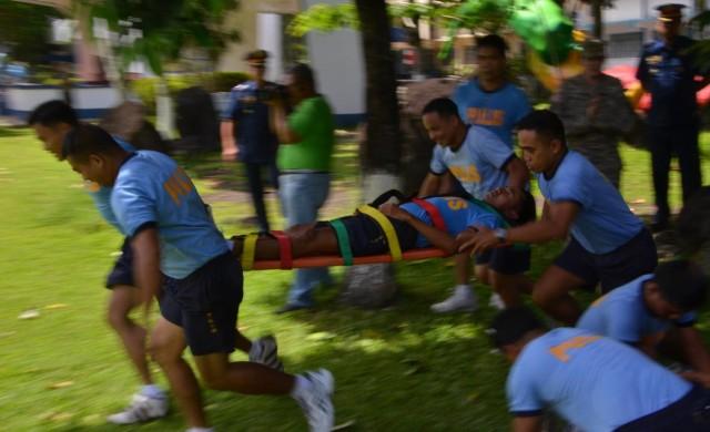 First responder course provides lifesaving skills
