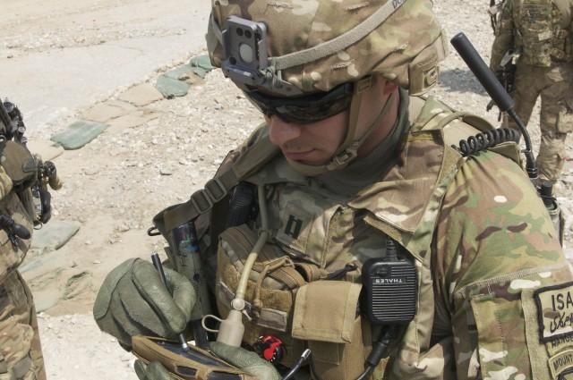 Nett Warrior - Mobile/Handheld CE