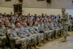SMA stresses importance of character, commitment, competence to Fort Leonard Wood Soldiers[Image 1 of 2]