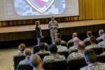 SMA stresses importance of character, commitment, competence to Fort Leonard Wood Soldiers[Image 2 of 2]