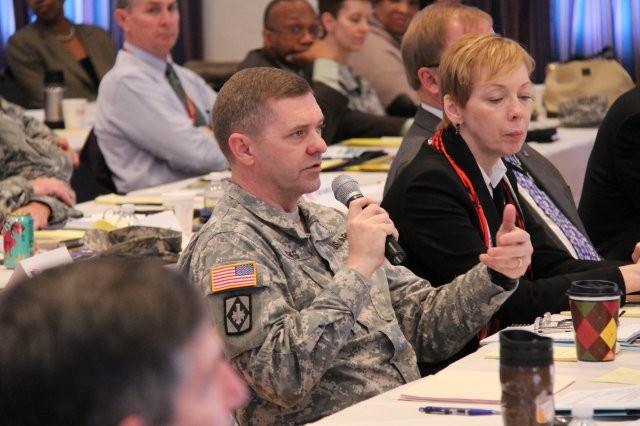 Army installation holds SHARP Summit, encourage culture of prevention and trust[Image 3 of 5]