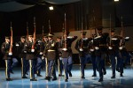 Army Drill Team showcases precision moves